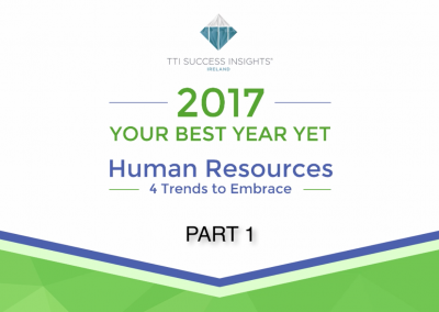 Top Human Resource Trends for 2017