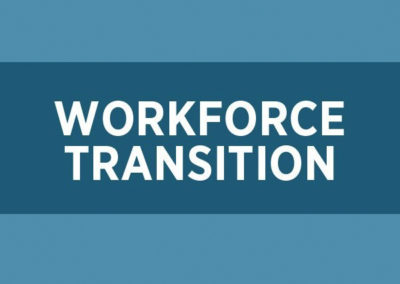 Workforce Transition Tools